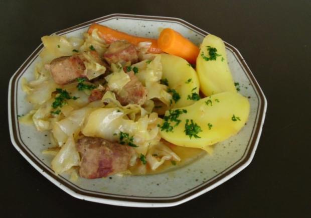 Innerschweizer Kabisfleisch ( in Deutschland  Weiss Kohl ) - Rezept - Bild Nr. 12