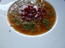 Krautsuppe nach alter Art - Rezept