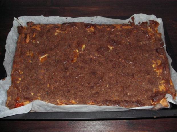 Michis Mandarin-Apfelmus-Kuchen für ein Blech - Rezept - Bild Nr. 5