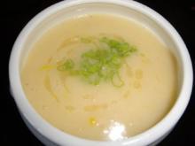 Maniok-Kokosmilch-Suppe - Rezept