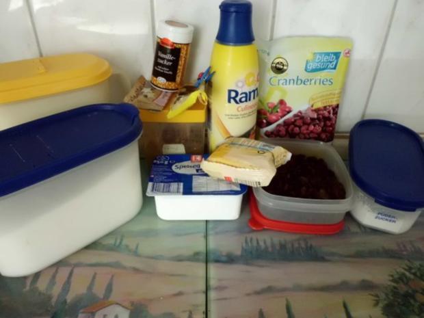 Kuchen: Apfelweinkuchen mit Marzipangitter - Rezept - Bild Nr. 2