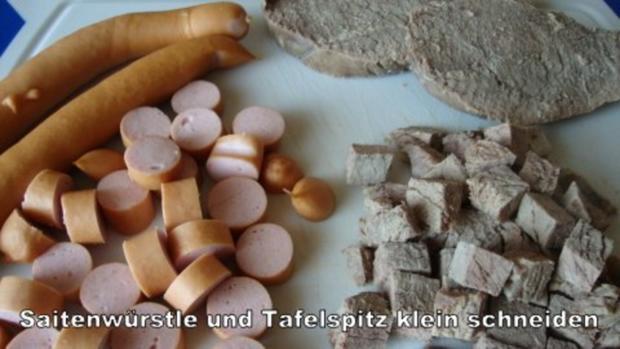 """Kartoffelschnitz & Spätzla"" - Rezept - Bild Nr. 3"
