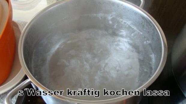 """Kartoffelschnitz & Spätzla"" - Rezept - Bild Nr. 6"