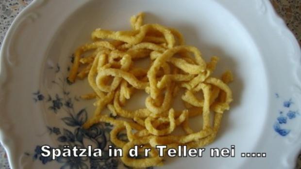 """Kartoffelschnitz & Spätzla"" - Rezept - Bild Nr. 11"