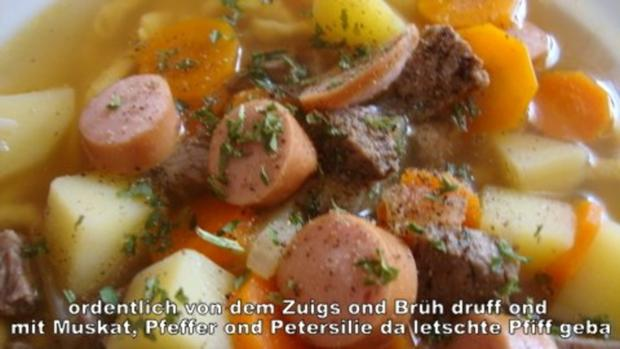 """Kartoffelschnitz & Spätzla"" - Rezept - Bild Nr. 12"
