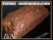 BiNe` S KUERBIS - HASELNUSSKUCHEN - Rezept