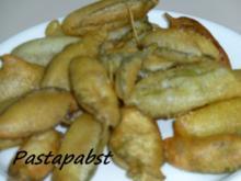 Frittierte Salbeiblätter - Rezept