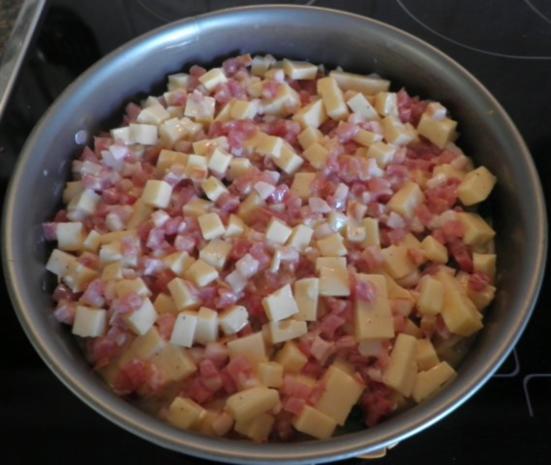 Lauchkuchen für Zwei ... - Rezept - Bild Nr. 11