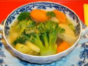 Scharfe Gemüsesuppe nach Thaiart - Rezept - Bild Nr. 2