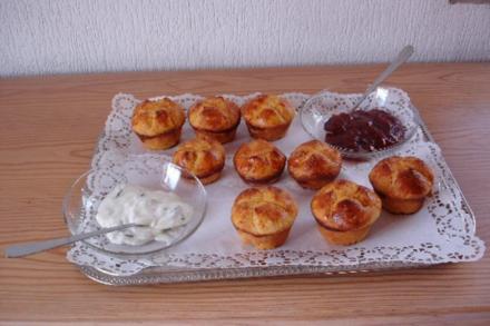 Olga´s Süßkartoffel-Brioches - Rezept