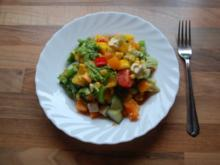 bunter Salat - Rezept