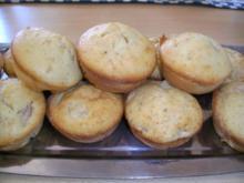 Apfel Muffin - Rezept