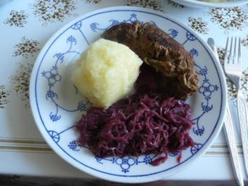 Rindsroulade Thüringer Art - Rezept