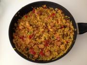 Ägyptische Reispfanne - Rezept