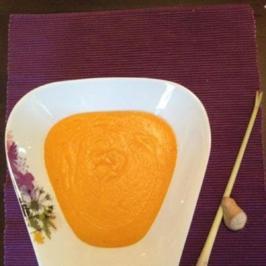 Zitronengras - Kokos - Suppe - Rezept