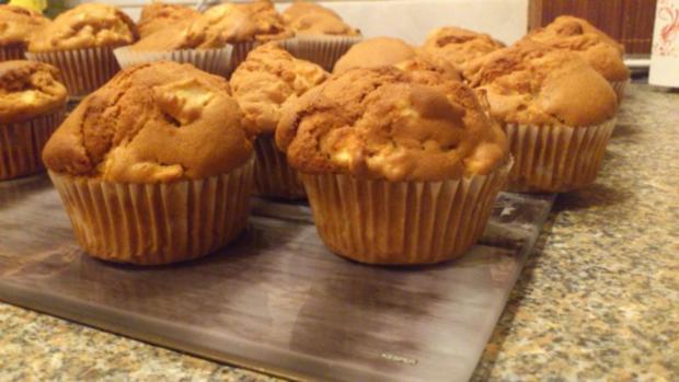 Apfel - Lebkuchen Muffins - Rezept - Bild Nr. 2