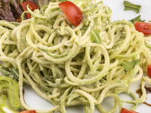 Zucchini-Spaghetti alla carbonara - Rezept - Bild Nr. 2