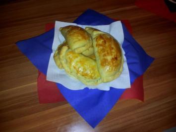 Rezept: Empanadas de pino