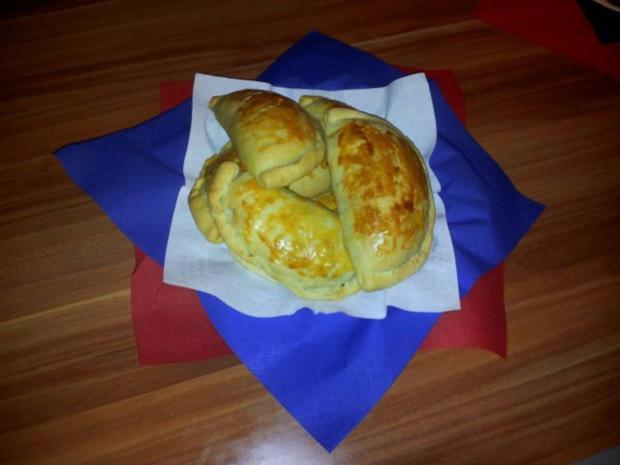 Empanadas de pino - Rezept