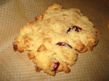 Knusper Früchte-Müsli Cookies - Rezept - Bild Nr. 2