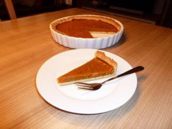 Pumkin Pie - Rezept