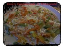 Suppe: Buchstabensuppe im Minestrone-Stil - Rezept
