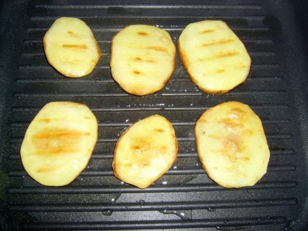 Grillkartoffeln - Rezept