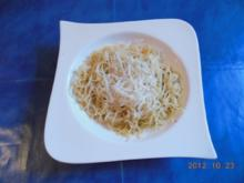 Vegetarisch:Spaghetti Aglio e Olio - Rezept