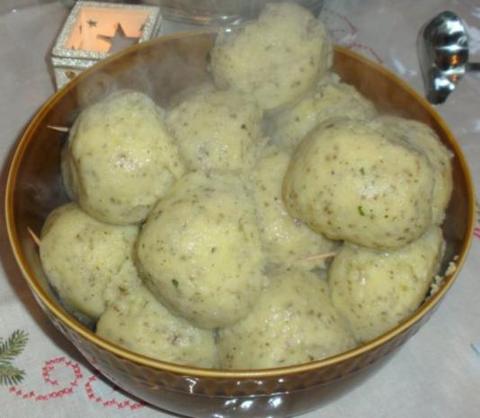 Kartoffelklöße - Rezept - Bild Nr. 3
