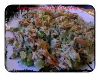 Fisch: Reis-Thunfischpfanne - Rezept