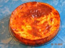 Kuchen: Schmandtorte - Rezept