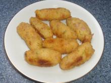 Kartoffel-Schinken-Nocken - Rezept