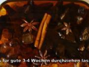 Weihnachtslikör - Rezept