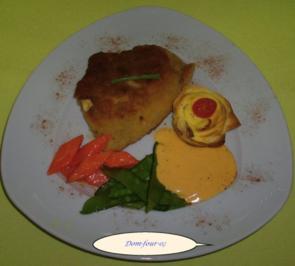 3.) Gang Hauptspeise auf Wunsch einer lieben Person - Rezept