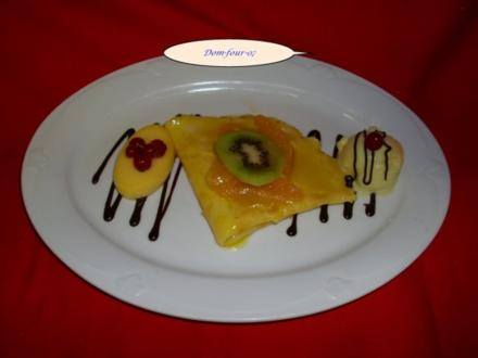 4.) Gang Dessert - Rezept