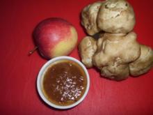 Topinambur-Apfel-Marmelade - Rezept