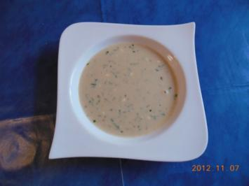 Suppe: Knoblauchsuppe - Rezept