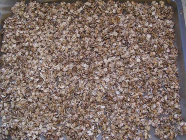 Crunchy Müsli - Rezept - Bild Nr. 2