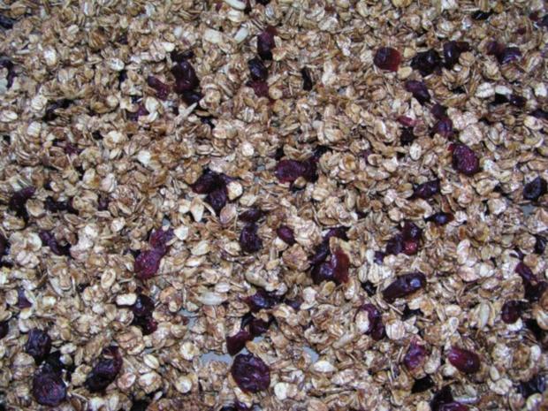 Crunchy Müsli - Rezept - Bild Nr. 4