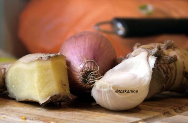 Kürbis-Hähnchen-Curry - Rezept - Bild Nr. 6