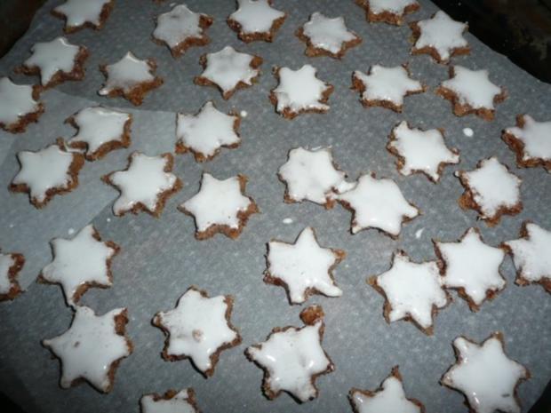 Weihnachtsgebäck Zimtsterne.Weihnachtsgebäck Zimtsterne Neu Ca 60 Stück