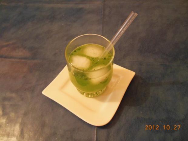 Cocktail: Basil Smash - Rezept