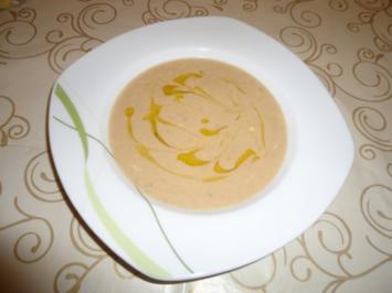 Maronen - Creme - Suppe - Rezept