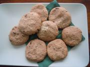 Haferflockencookies mit Schokostückchen - Rezept