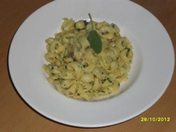Rezept: Tortellini mit Salbeibutter