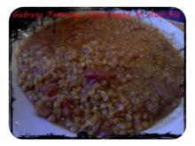 Suppe: Tomatige Linsensuppe im Asiastil - Rezept