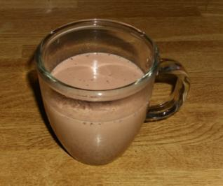 heiße Gewürzschokolade - Rezept