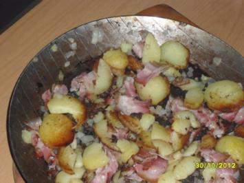 Bratkartoffeln - Rezept