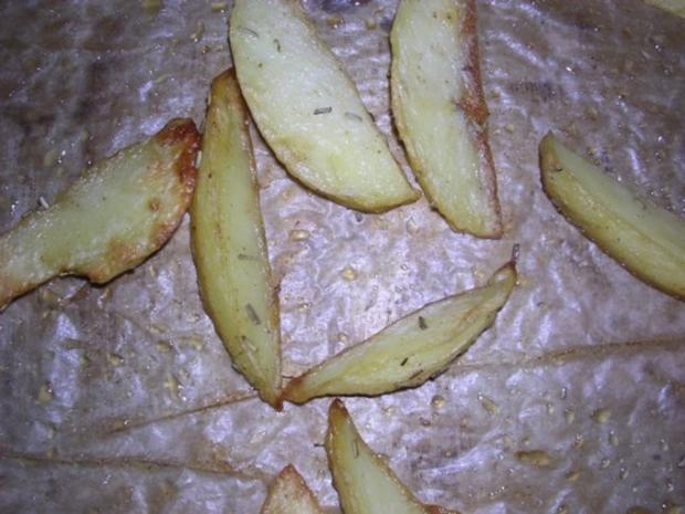 Kartoffelspalten - Rezept - Bild Nr. 5