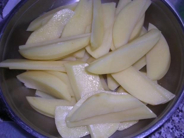Kartoffelspalten - Rezept - Bild Nr. 2